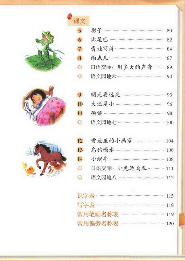 封面/目录(4页)