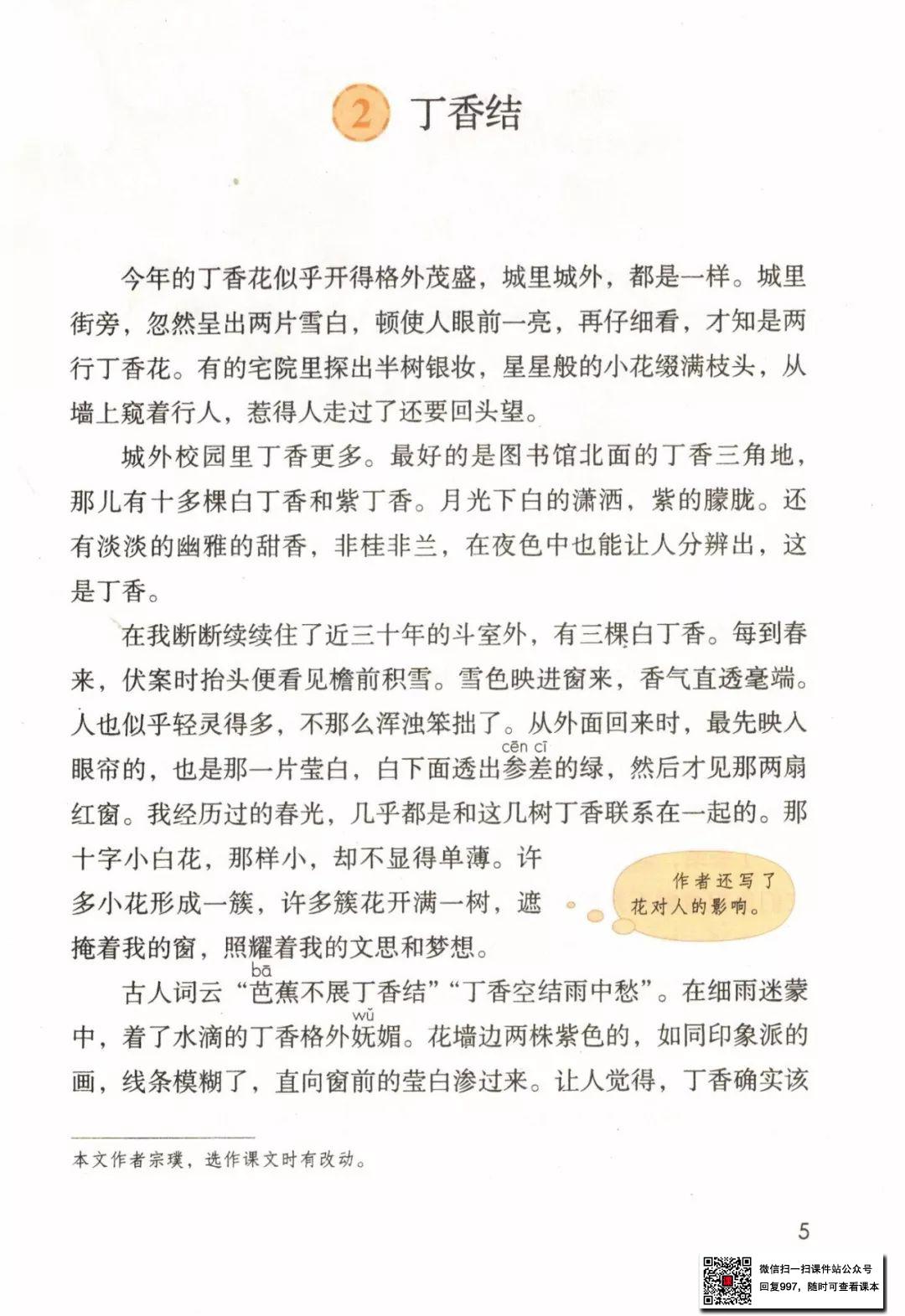 2 丁香结(第10页)